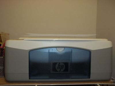 HP printer, scanner,copier