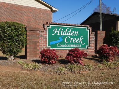 Hidden Creek Condominiums 2BE/1.5BA $755mo. $755/deposit