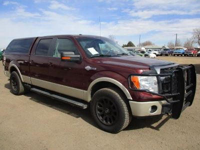 2009 Ford F-150 King Ranch Crew
