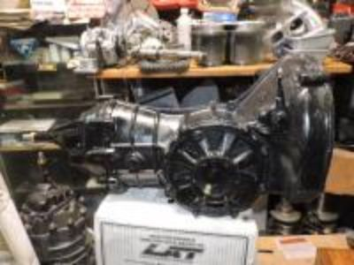 November special deal on this transmission IRS