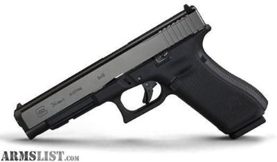 For Sale: NEW GLOCK 34 Gen5 MOS 9mm 17+1
