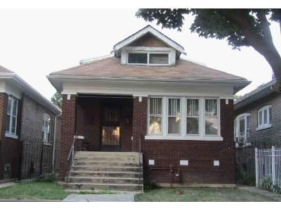 6 Bed 2 Bath Foreclosure Property in Chicago, IL 60629 - S Maplewood Ave
