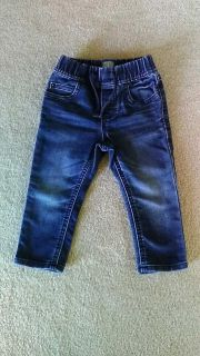 Baby Gap 18-24 mo faux jeans