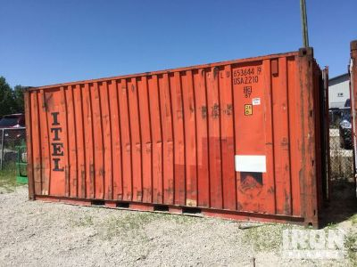 ITEL 20' Storage Container