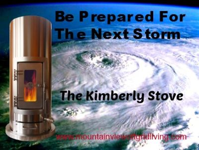 The Kimberly Stove - Multi-Fuel Wood Stove