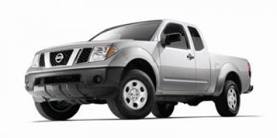 2008 Nissan Frontier XE (Silver)