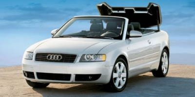 2006 Audi A4 1.8T (Silver)