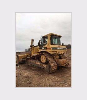 2000 Caterpillar D6R-XL Crawler Tractor