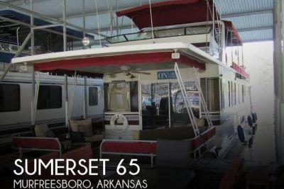 1989 Sumerset Houseboats 65