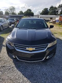 2016 Chevrolet Impala LT (Black)