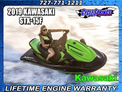 2019 Kawasaki Jet Ski STX-15F PWC 3 Seater Clearwater, FL