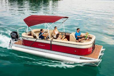 2018 Crest I 220 SLRD Pontoons Boats Kaukauna, WI