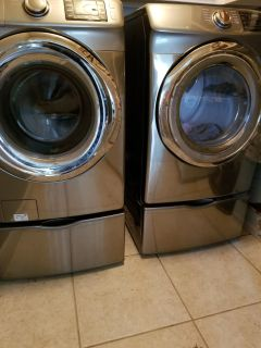 PEDESTAL'S ONLY For Washer & Dryer