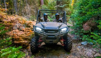 2018 Honda Pioneer 1000-5 Deluxe Side x Side Utility Vehicles Everett, PA