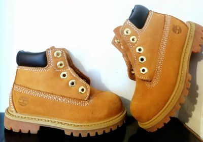 "Timberland-Toddler Boys 6"" Waterproof Boots"