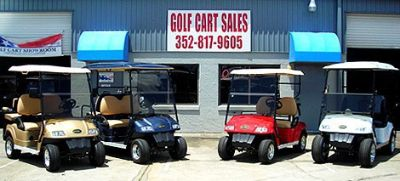 Golf Cars The Villages Quality Sales Service Repairs Upgrades Parts Batteries