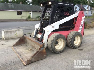 Trak International 1700C Skid-Steer Loader