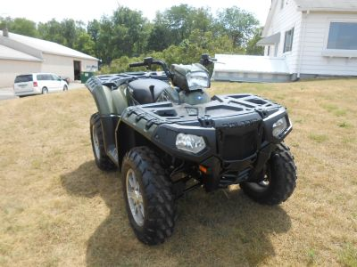 2010 Polaris Sportsman 850 XP EPS Utility ATVs Howell, MI