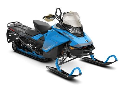 2019 Ski-Doo Backcountry X 850 E-TEC ES Powder Max 2.0 Trail Sport Snowmobiles Lancaster, NH