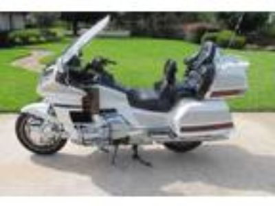 2000 Honda Goldwing GL1500SE