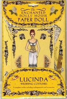 The Enchanted Doll's House Lucinda paperdolls