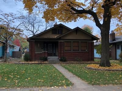 2 Bed Preforeclosure Property in Indianapolis, IN 46220 - Carrollton Ave