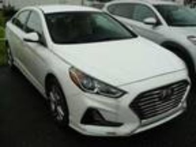 new 2018 Hyundai Sonata for sale.