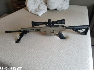 For Sale: AR-10 (DB10CKMFDE)