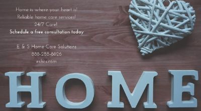 Home Is Where Your Heart Is! Home Care Services/Schedule A Free Consultation