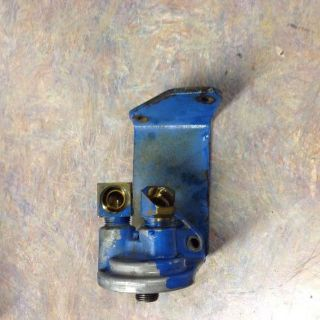 Sell Remote Oil Filter Bracket w/ Block Adapter 454/502 motorcycle in Sandusky, Ohio, United States, for US $65.00