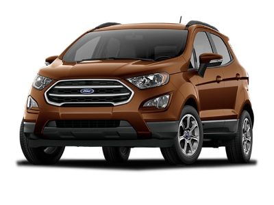 2018 Ford EcoSport SE (Ruby Red)