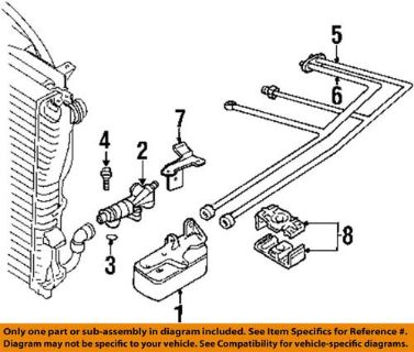 Buy BMW OEM 17211437772 Transmission Oil Cooler-Regulator motorcycle in Wayzata, Minnesota, US, for US $95.68