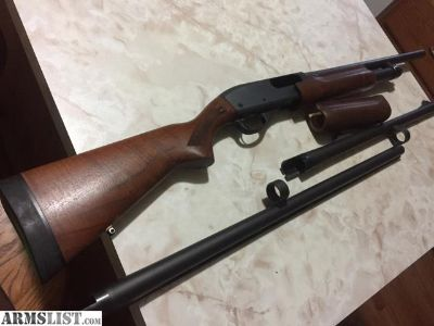 For Sale: Remington 870/3 barrels 12ga.