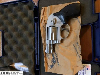 For Sale: Smith & Wesson 638