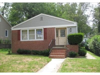 3 Bed 1.1 Bath Foreclosure Property in Baltimore, MD 21215 - Sulgrave Ave