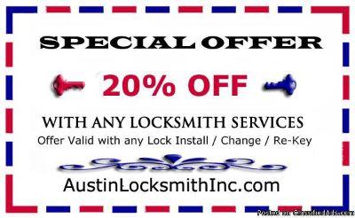 Austin Locksmith Inc