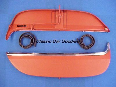 Purchase 1970-1972 Chevy Monte Carlo Fender Skirts Kit 1971 New! motorcycle in Aurora, Colorado, US, for US $319.99
