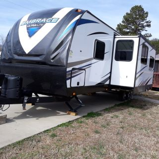 2018 Cruiser RV Embrace EL 275