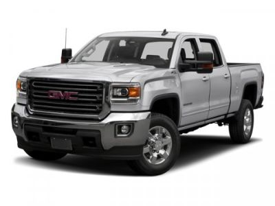 2018 GMC Sierra 3500HD SLT (Quicksilver Metallic)