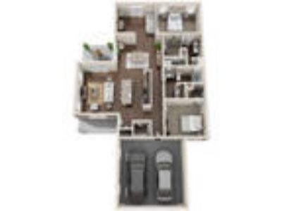River Trails by Redwood - Capewood- Two BR, Two BA, Den, 2-Car Garage