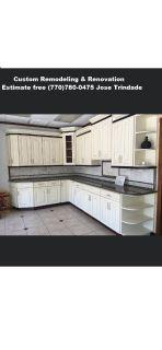 ``Custom Remodeling & Removation`` free estimate (770)780-0475