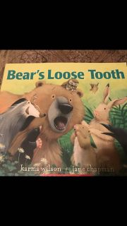NEW BOOK, Bear s Loose Tooth