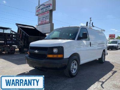 2006 Chevrolet Express 1500 1500 (White)