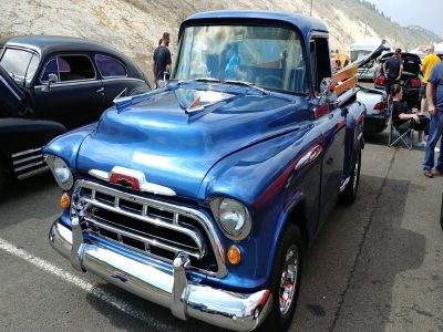 1956 Chevrolet 3100 Pickup, Off Frame Restoration