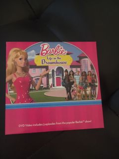 Barbie Life in the Dream house DVD