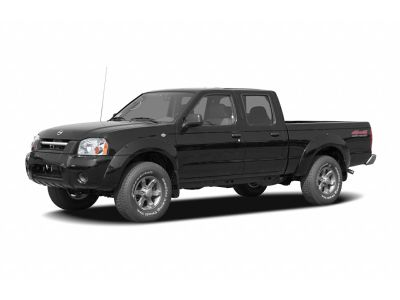 2004 Nissan Frontier XE-V6 (Super Black Clearcoat)