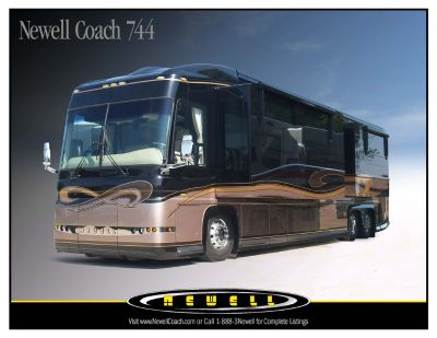 2005 Triple Slide Newell Coach