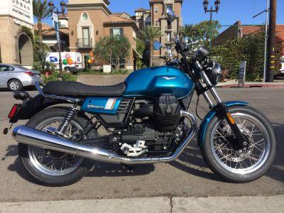 2018 Moto Guzzi V7 III Special ABS Street Standard Marina Del Rey, CA