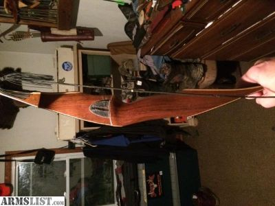 For Trade: Beautiful martin rebel recurve trade for 10/22