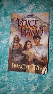 A Voice in the Wild bk 1, An Echo in the Darkness bk 2, As Sure as the Dawn bk 3Francine Rivers